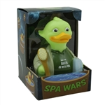 SPA  WARS RUBBER DUCK