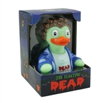 THE FLOATING DEAD ZOMBIE RUBBER DUCK