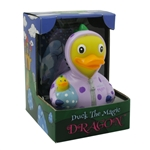 DUCK, THE MAGIC DRAGON RUBBER DUCK