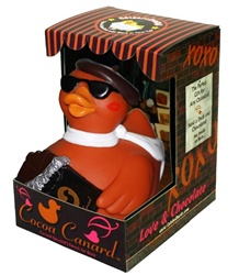 001 Cocoa Canard Chocolate Lover's Duck